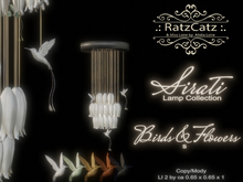 .: RatzCatz :. Sirati *Birds & Flowers* s