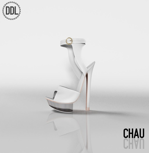 [DDL] Chau (White)