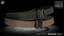 [WAZ] Tactical Range Belt (All-Colors)*