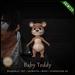 [C] Animesh Shoulder Pet - Baby Teddy (Wear)