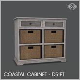 Sequel - Coastal Cabinet - Drift