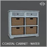 Sequel - Coastal Cabinet - Water