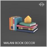 Sequel - Malani Book Decor