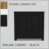 Sequel - Malani Cabinet - Black