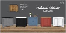 Sequel - Malani Cabinet - Fatpack