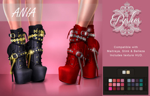 PROMO: Bishes Inc ANIA BOOTS Multi Color Pack Maitreya Belleza Slink