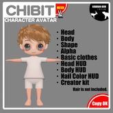 *GUARAN-DOU* CHIBIT Avatar set