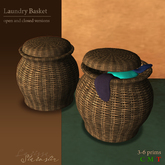 Laundry Baskets  (Lar´s Workshop)