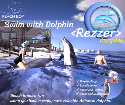 Swim with Dolphin <Rezzer>