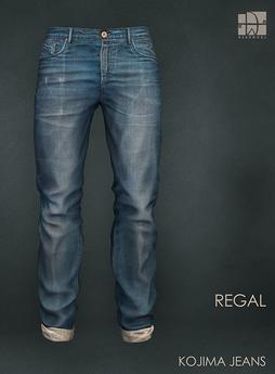 [Deadwool] Kojima jeans - regal