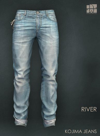 [Deadwool] Kojima jeans - river