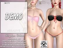[ abrasive ] Strapless Bikini DEMO