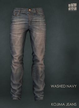 [Deadwool] Kojima jeans - washed navy