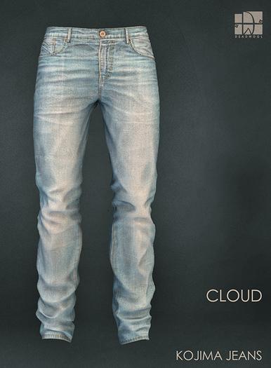 [Deadwool] Kojima jeans - cloud