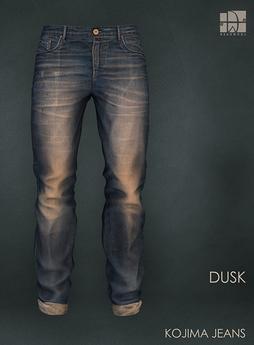 [Deadwool] Kojima jeans - dusk