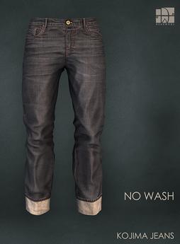 [Deadwool] Kojima jeans - no wash