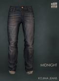 [Deadwool] Kojima jeans - midnight