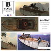 B-Made Old Boat