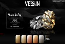 [VEX] Miami Cuban Ring Fatpack