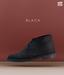 [Deadwool] Chukka boots - black