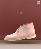 [Deadwool] Chukka boots - blush