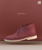 [Deadwool] Chukka boots - chili