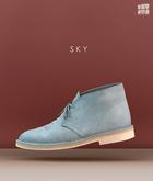 [Deadwool] Chukka boots - sky