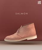 [Deadwool] Chukka boots - salmon