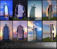 BURJ AL - ARAB DUBAI HOTEL