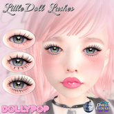~Dollypop~ Little Doll Genus & Omega Lashes