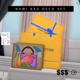 /$$$/ NAMI GIFT SET [DECO]