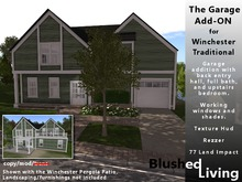 Blushed Living - The Garage (Winchester LH)