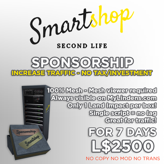 The Traffic System – Sponsorship for 7 days