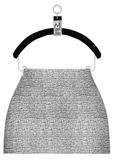 Bella Skirt — Gray