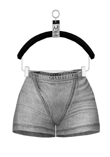 Ayaaka Shorts — Gray
