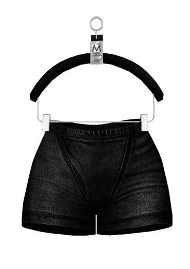 Ayaaka Shorts — Onyx