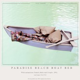 {YD} Paradise Beach Boat Bed