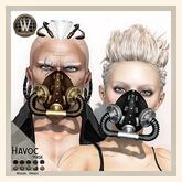 Wicca's Originals - Havoc Mask (ADD)