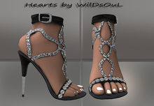 HEARTS by WildSoUL-SHOES