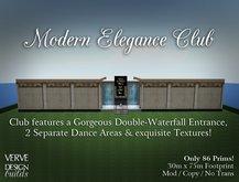 ::VD:: Modern Elegance Club (30x75)