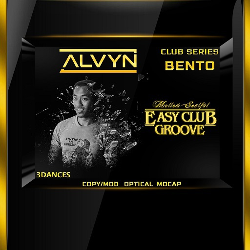Alvyn Mellow & Soulful Bento Club Groove