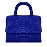 Adut Mini Bag — Cobalt