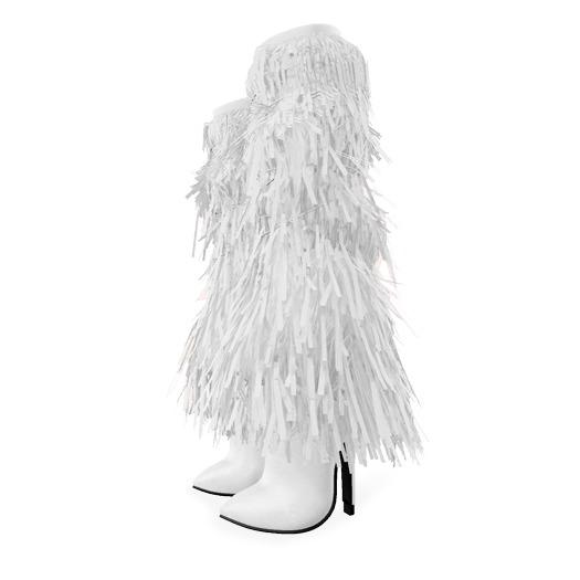 Szeyna Yeti Boots — Dove