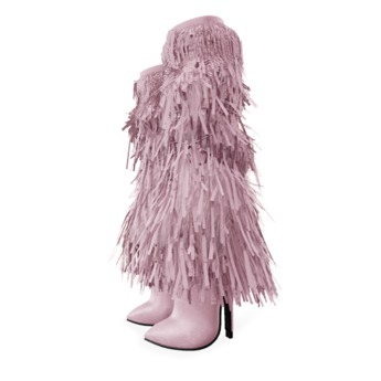 Szeyna Yeti Boots — Plush