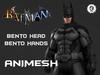 :: UCM :: Batman Animesh - Bento