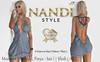 Bag Dress Ayla - *Nandi Style*
