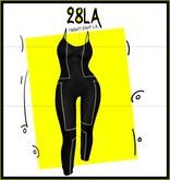 28LA. Nova Jumpsuit WHITE [Add Me]