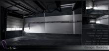 K&S - // Garage. Backdrop