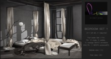 K&S - // BEDROOM SET 1. ADULT