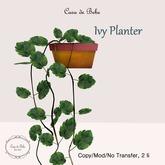 {CdB} Ivy Planter